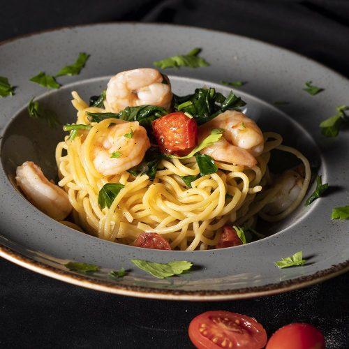 Спагети-със-скариди