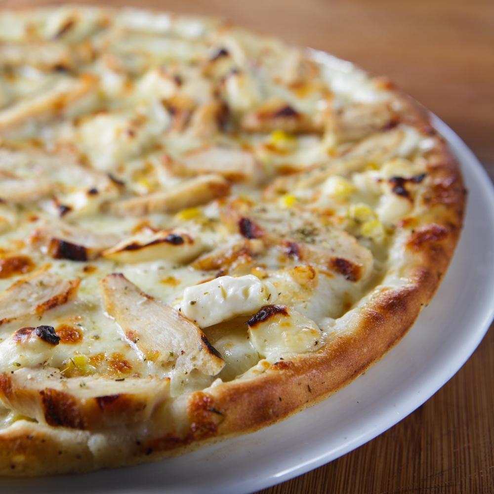 Пица Пиле и Сметана